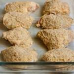 Куриные бедра с хрустящей горчичной корочкой1
