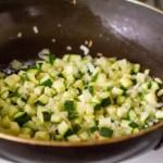 Суп из зеленых овощей с курицей1