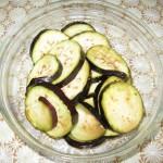 Печеные баклажаны с плавленным сырком (2)