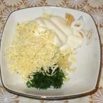 Печеные баклажаны с плавленным сырком (4)