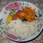 Тефтели с рисом (1)