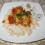 Тефтели с рисом (4)