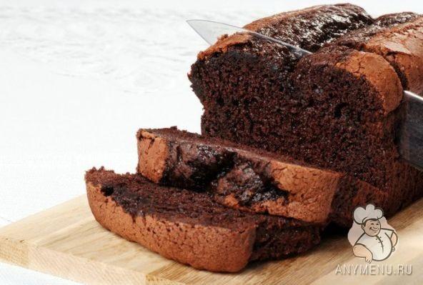 Бельгийский шоколадный кекс