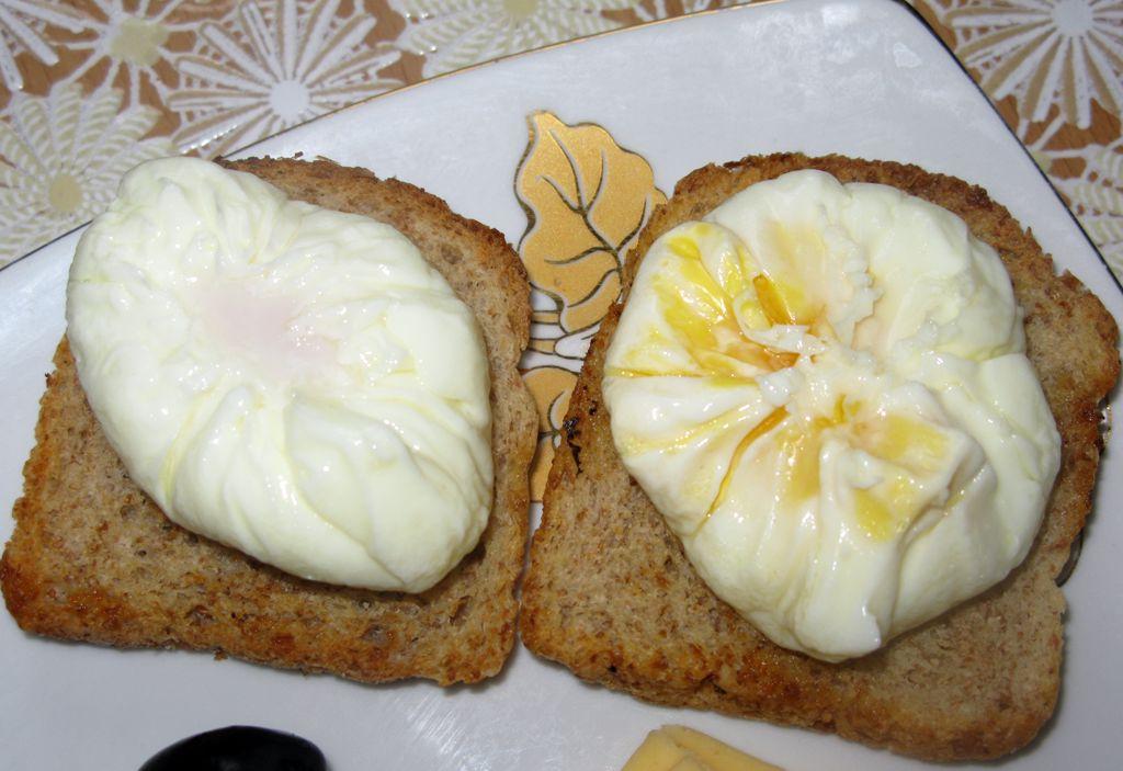 Яйца пашот Мешочки (6)