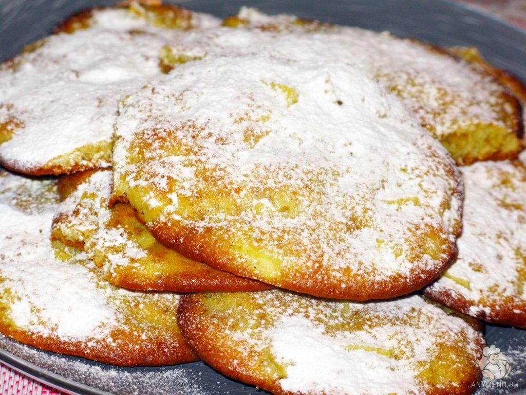 Печенье с яблоками (1)