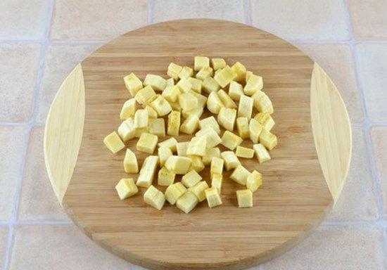 Фруктовый салат с орехами4